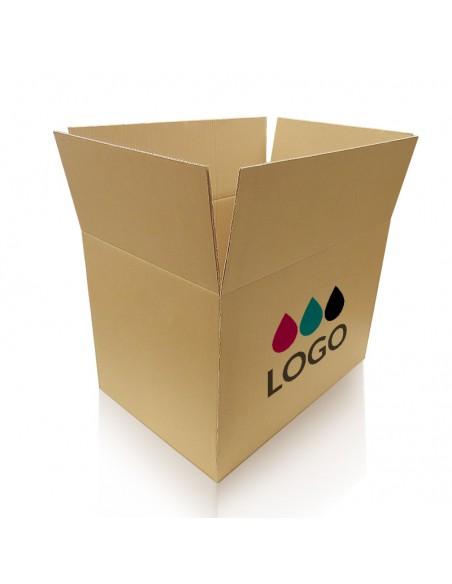 Personalizzazione scatole americane 2 onde Extra Strong