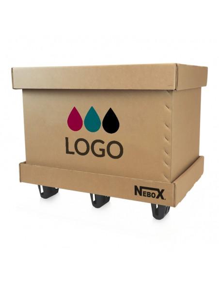 Esempio di personalizzazione NeboX antiumidità 2 onde