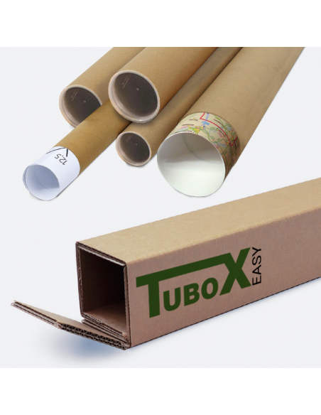 Tubi in cartone per spedizione