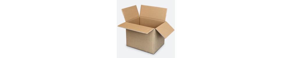 Imballaggi in Cartone Ondulato - Scatole Americane