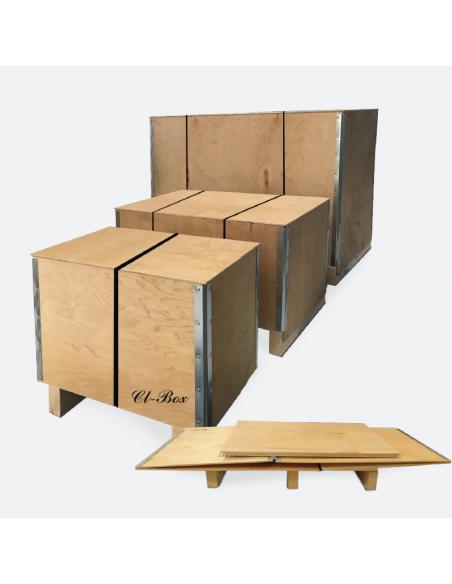Casse pieghevoli CL-BOX